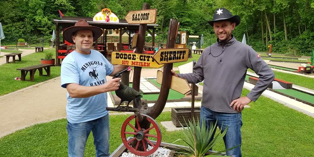 Team Minigolf Ranch Gera