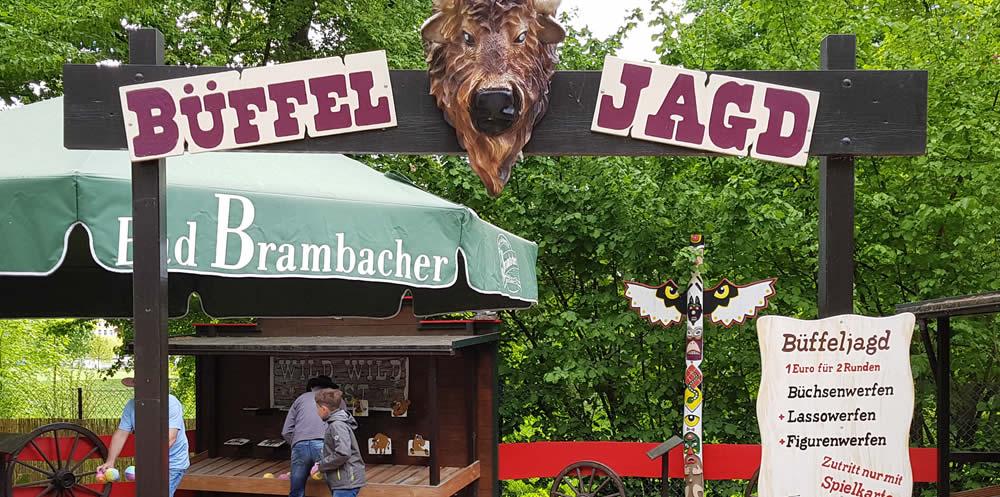 Büffeljad - Zielschießen in Gera